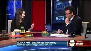 Elana Amsterdam on Fox News