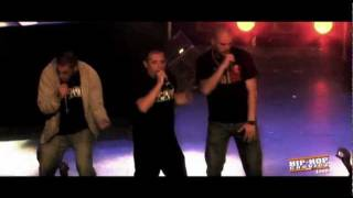 HIP HOP CONVICT Part 4 Live KOOL SHEN - J