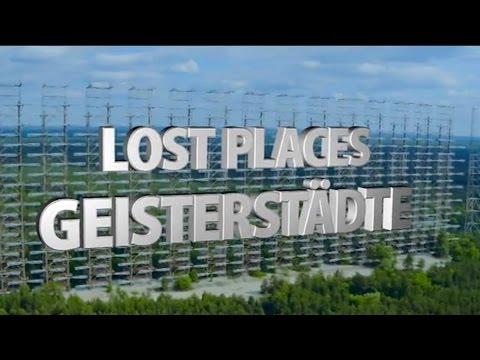 Lost Places - Geisterstädte