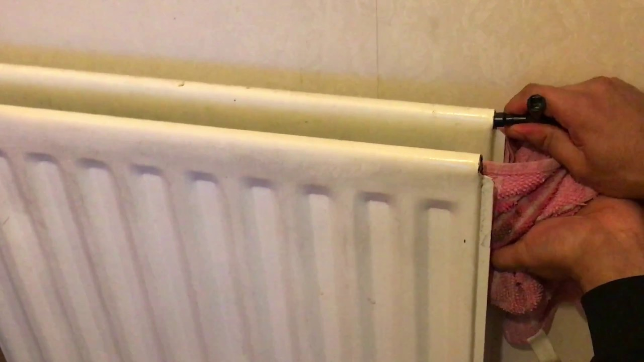 Radiator Not Getting Hot >> Radiator Not Heating Up Try This How To Bleed A Radiator At Home