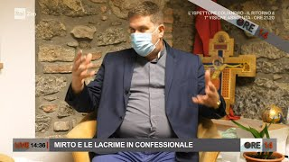 Omicidio Laura Ziliani: le lacrime di Mirto in confessionale - Ore 14 del 29/09/2021