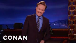 Conan On Trump's Latest Portrait Faux Pas  - CONAN on TBS