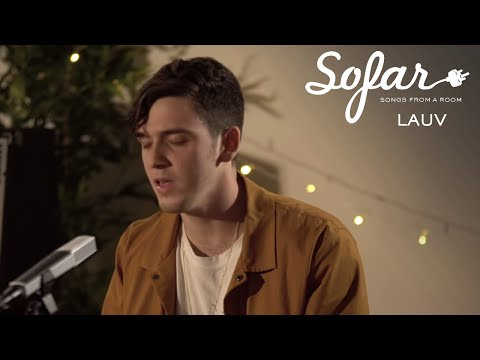 LAUV - I Like Me Better | Sofar London