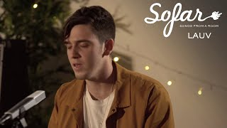 lauv i like me better sofar london