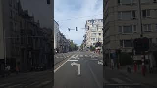 Ambulance Bruxelles journée sans voiture 2018