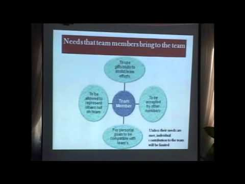 2010 conference  (Pastor Mrs Wonuola Adetayo - Team Effectiveness )