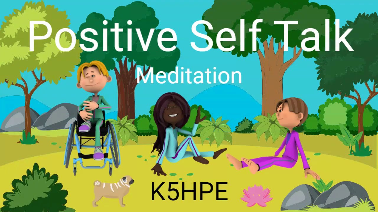 For positive self kids talk Free Self