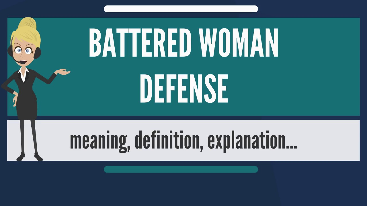 foto Understanding Battered Woman Syndrome