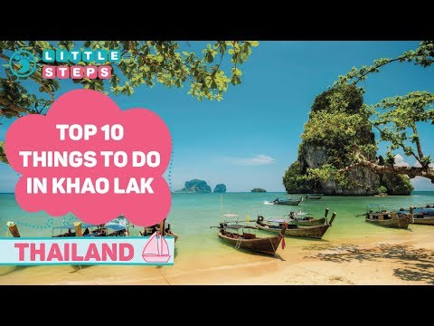 Top 10 Things To Do With Kids In Khao Lak, Thailand