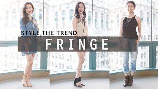 How To Style the Fringe Trend, LMfringe
