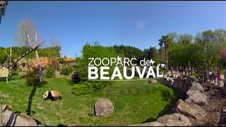 Timescope Les plus beaux châteaux du Loir et Cher en Val de Loire au printemps à 360°