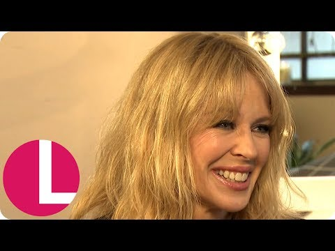 Kylie Minogue Reveals Tips for Long Lasting Beauty (Extended Interview)