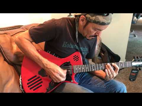 RED Model One Guitar - Preamp Bypass w fx
