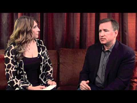 International Bestselling Author James Rollins Interview - YouTube