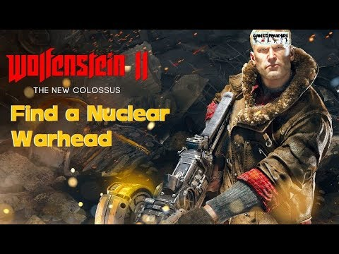 wolfenstein 2 how to get in section f