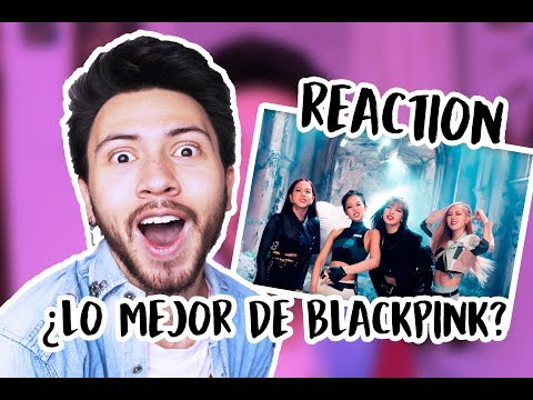 REACCIÓN A &39;KILL THIS LOVE&39; - BLACKPINK  Niculos M