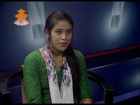 Tarkariwali- Kusum Shrestha Interview On Nepal Television