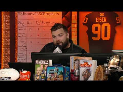 Chris Law Makes Christian Hackenberg Bet With Rich - 2/7/17
