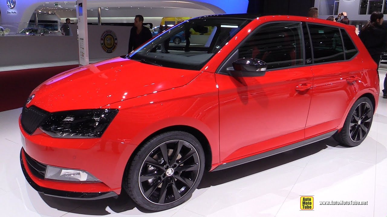 2015 skoda fabia monte carlo 1 2 tsi 110hp exterior interior walkaround 2015 geneva motor. Black Bedroom Furniture Sets. Home Design Ideas