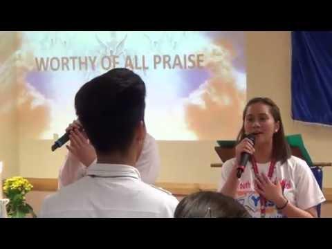 El Shaddai Dublin Chapter GAWAIN Y.E.S. Dublin Presentation & Healing Message - Aug. 20, 2016