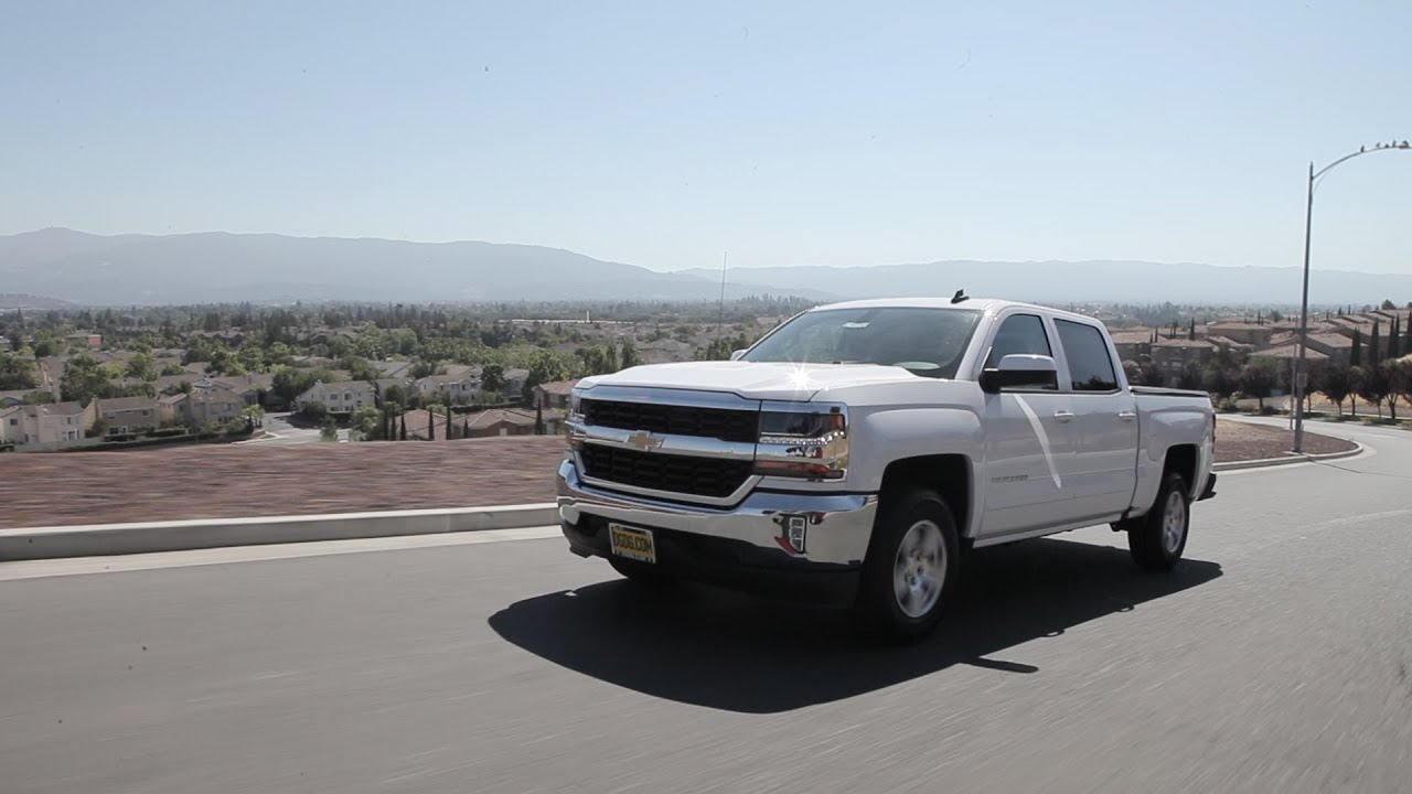 2017 Chevrolet Silverado Review Feat E Ist Capitol