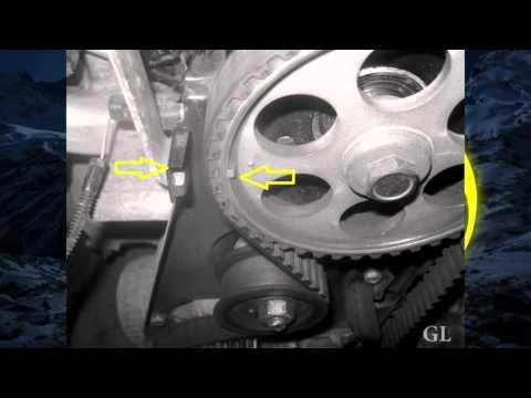 Ставим метки зажигания на инжекторе / Меняем ГРМ на 8кл двигателе