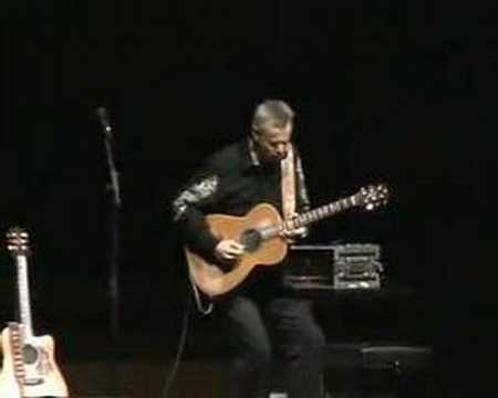 Tommy Emmanuel-House Of The Rising Sun