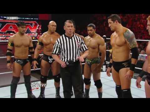 WWE Nexus Music'We Are One'