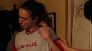 Escena de Friends: Marina Teso y Gerard Andreu