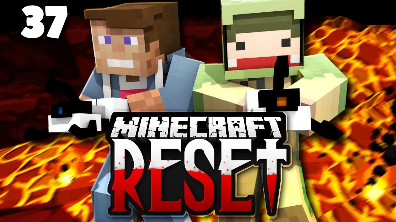Minecraft RESET SIMON STÜRZT AB Unge Dner YouTube - Pc sturzt beim minecraft spielen ab
