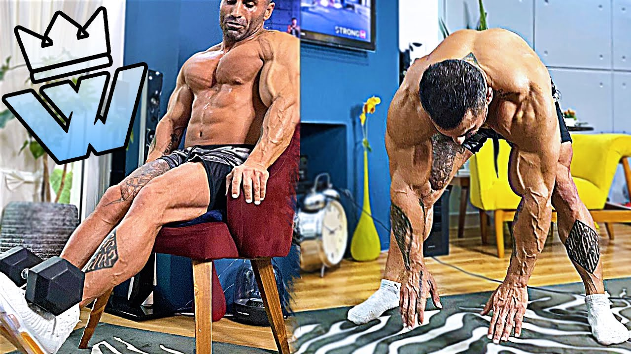 HOME FULL BODY WORKOUT 25 Effective Exercises