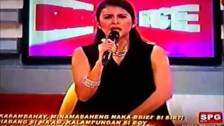 FACE TO FACE     INDAY MINAMASAHE SI SIR NA NKA BRIEF  September 27, 2013 PART 1