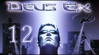 Let's Play Deus Ex #012 - Endlich im Lagerhausviertel [720p60]
