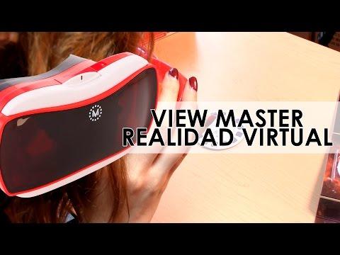 View-Master Realidad Virtual: unboxing y primeras impresiones