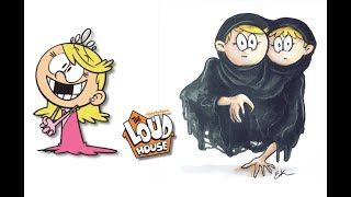 The Loud House  as Horror Games Characters