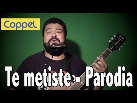 Osiris Flores - Te metiste - Parodia