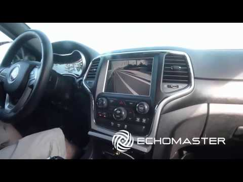 Four Camera Install On 2015 Jeep Grand Cherokee