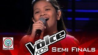 "The Voice Kids Philippines 2015 Semi Finals Performance: ""You'll Never Walk Alone"" by Elha"