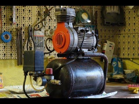 Come riparare un compressore! #1 Fai-Da-BeaR