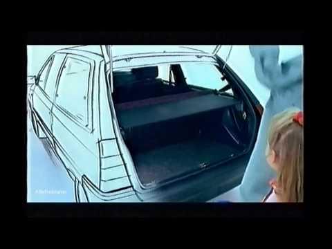 Citroën AX Werbung 1993