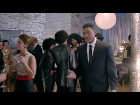 Will Smith and Pitbull - Black Is Back In Time (The Theme to Men In Black 3)