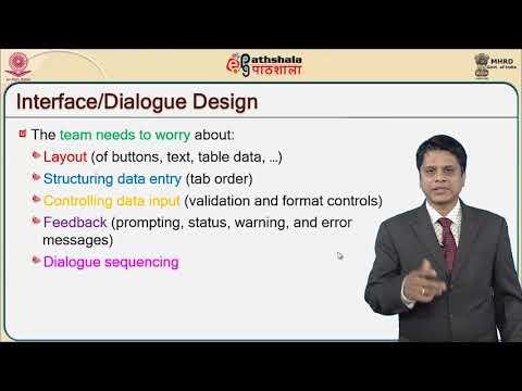 User Interface Design (CS)