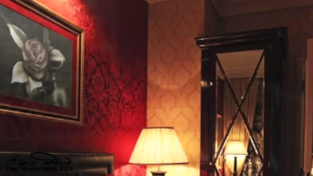"Jim Ward ""The Wallpaper Guy"" - Best Wallpaper Installation Conroe, TX (713) 898-1838"