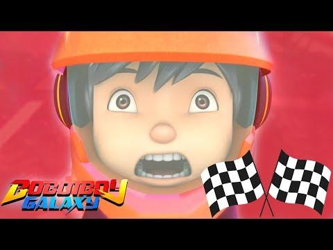 Galaxy racers мультфильм