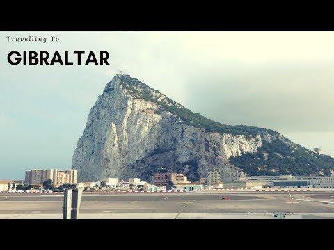 Travelling To Gibraltar - Strait Of Gibraltar 2017
