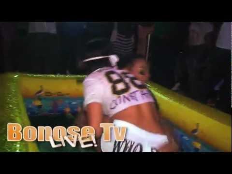 Booty Fight - ROUND 1 Bonose Tv LIVE! thumbnail