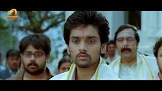 Tuneega Tuneega Movie Climax Scenes - Injured pigeon uniting Sumanth Ashwin & Rhea Chakraborty
