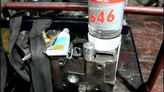 Заміна заглушки DAF Trucks NV