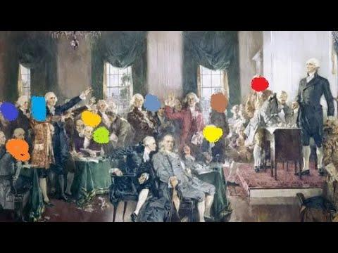 The Forgotten American Founders - George Mason, Gouverneur Morris, Elbridge Gerry