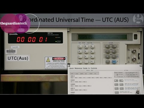Leap second added to atomic clock in Sydney | Science news